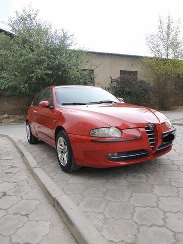 alfa romeo 147 32 mt в Кыргызстан: Alfa Romeo 147 1.6 л. 2001 | 191000 км