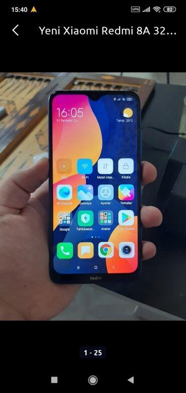 alfa romeo spider 32 mt - Azərbaycan: Yeni Xiaomi Redmi 8A 32 GB göy