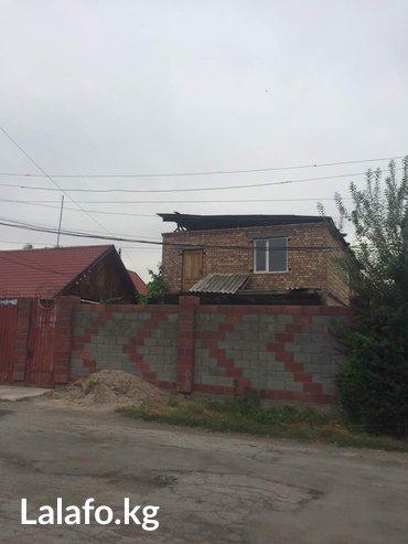 На 4-х сотках продается недостроенный in Бишкек