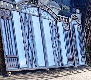 ворота бишкек in Кыргызстан | ДРУГИЕ ТОВАРЫ ДЛЯ ДОМА: Ворота -Бишкек   в наличии и на заказ  Наш адрес :г.Бишкек ул . 1)Ороз