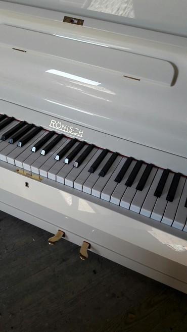 rönisch - Azərbaycan: Pianino RÖNISCH Almaniya stehsalı Royalni model. Cox əla vəziyyədə