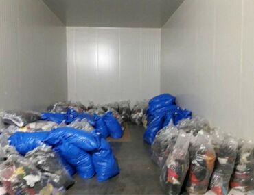 Markirana polovna garderoba iz uvoza na kilogram.  Minimum 10 kg / 250