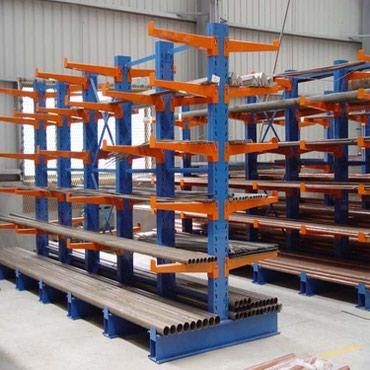 Продажа складов и мастерских в Кыргызстан: Стеллажи для любого вида продукции,как складские,так и торговые