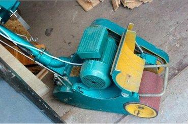 Продаю Советскую шлифоваль-ю машинку  без двигателя.  в Бишкек
