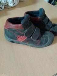 Ocuvane kozne cicibanove cipele za decaka broj 27 bez ostecenja - Batajnica