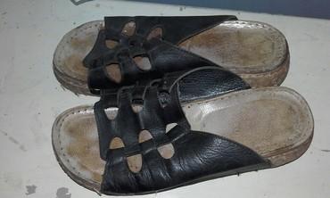 Kozne-papuce - Srbija: Zenske kozne papuce broj 38