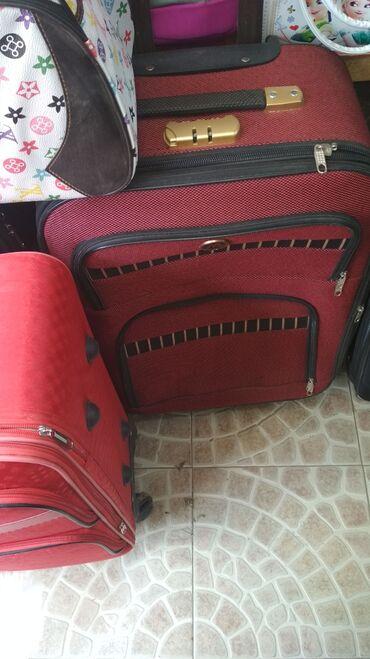 İdman və istirahət Xırdalanda: Çantalar