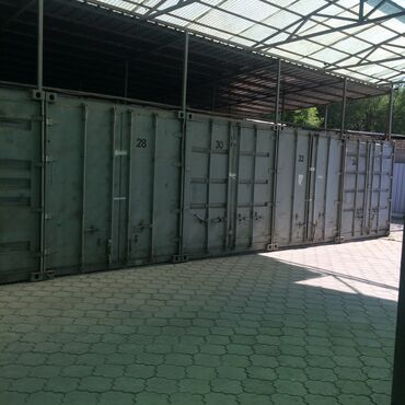 газонокосилка в аренду бишкек в Кыргызстан: Сдаю в аренду контейнер 20 тонн, под склад в городе Бишкек