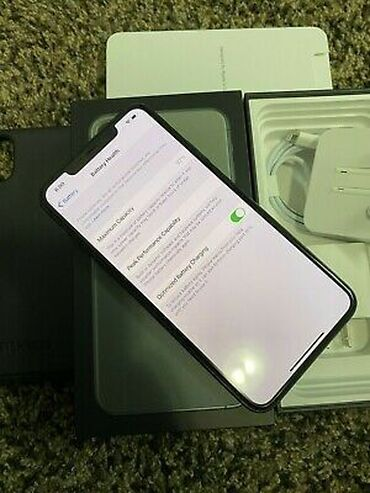 IPhone 11 Pro Max 512 GB Μαύρος