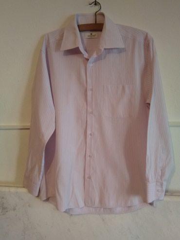 Muška elegantna košulja M, ramena 48 cm, rukavi 59 cm, kao nova. 500 - Kragujevac