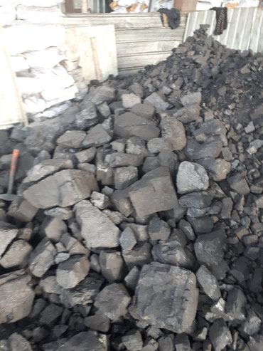 Уголь оптом в розницу кара кече в Бишкек