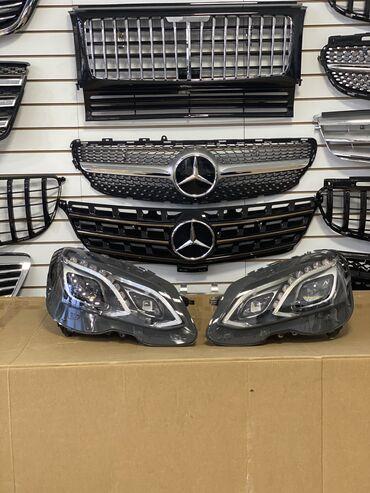 Комплект фар Mercedes E-class  Кузов W212 рестайлинг