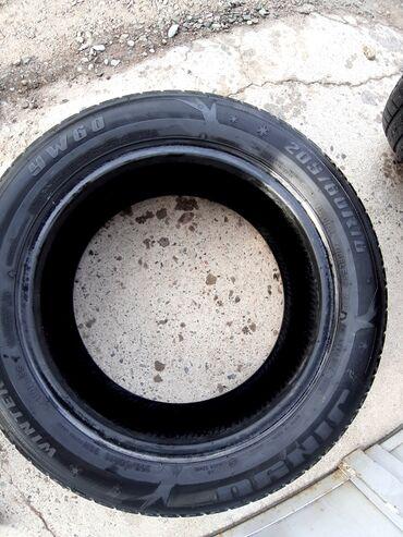 размер сд диска в Кыргызстан: Б/у зима комплект. Размер 205/60/16