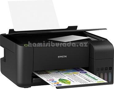 Printer Epson L3110Brend:EpsonFunksiyalarPrint, copy