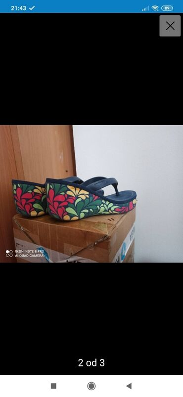 Sandale - Srbija: Papuce,br.38