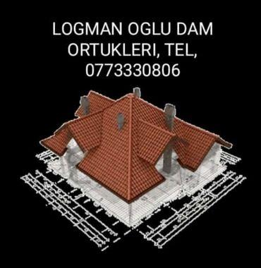 Muasir dam ortukleri - Azərbaycan: Dam ortukleri