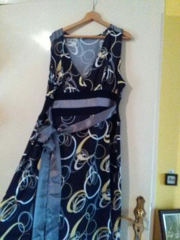 Haljina za leto,lagan I rastezljiv materijal XL. pofledaj moje - Sombor