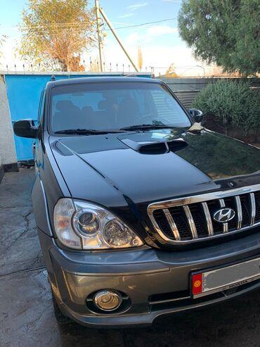 автомобильные шины для внедорожников в Кыргызстан: Hyundai Terracan 2.9 л. 2003 | 210000 км