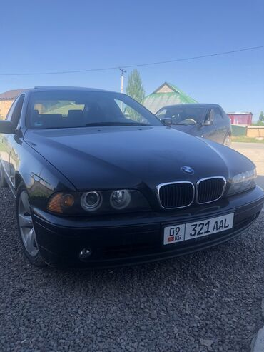 BMW 5 series 2.5 л. 2002 | 263 км