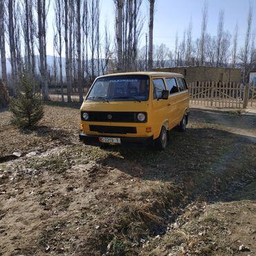 запчасти volkswagen transporter t4 в Кыргызстан: Volkswagen Transporter 2 л. 1984