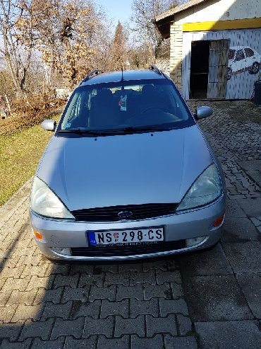 Ford - Srbija: Ford Focus 2001