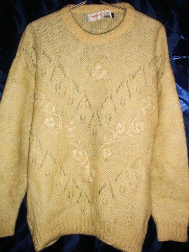 очень теплая кофта из натуральной шерсти! в Бишкек
