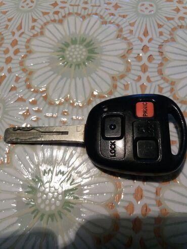 Автозапчасти - Б/у - Бишкек: Продаю чип ключ