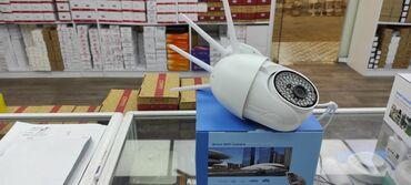 Wifi Kamera  Tam yenidir Mağazadir Ödenişsiz Çatdirilmada var Qiymet:1