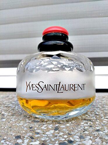 Original - Srbija: Yves Saint Laurent PARIS YSL ParisEDT 75ml/prikazano koliko je