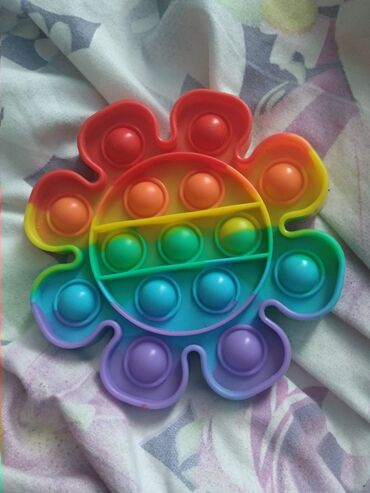 Поп ИТ оригинальный. Антистресс-игрушка для подростков. Продаю дёшево