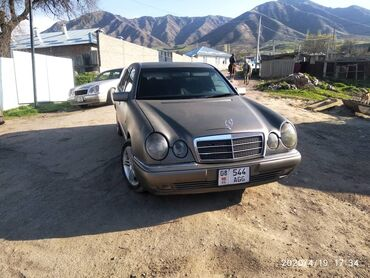 утрожестан 200 цена бишкек в Кыргызстан: Mercedes-Benz E 200 2 л. 1999 | 397000 км
