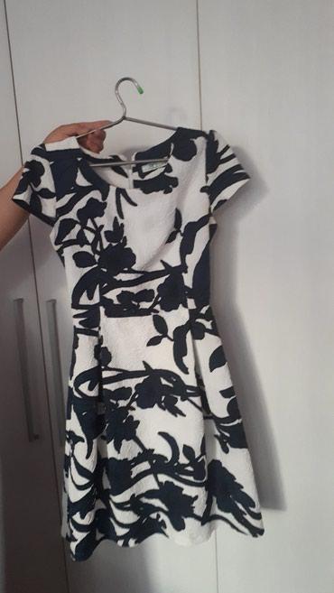 белое летнее платье в Кыргызстан: Продаю летнее платье в идеальном состоянии