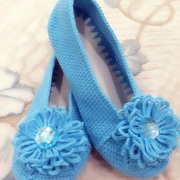 домашние носочки в Кыргызстан: Домашные макасины размер 37-38