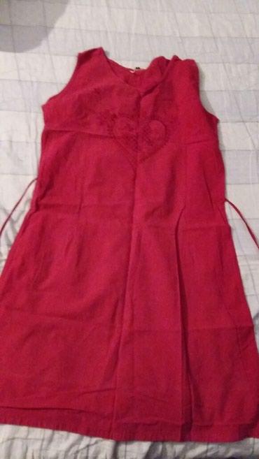 Haljine | Petrovac na Mlavi: Haljina za trudnice vel.L,vezuje se pozadi(polovnai bez ostecenja)lepa