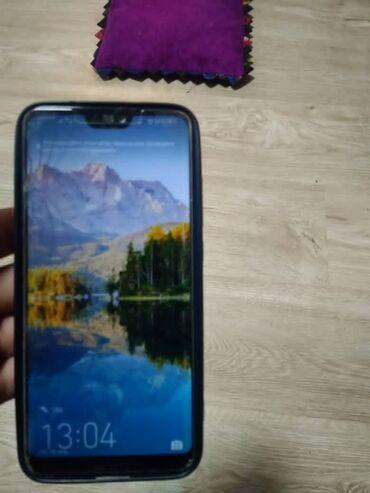Huawei P 20 Lite | 64 ГБ | Б/у | Отпечаток пальца