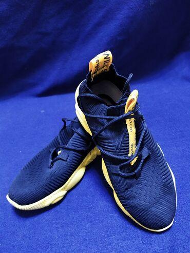 Кроссовки и спортивная обувь - Лебединовка: Кроссовки (Мягкие) Производство Китай размер 37 состояние отличное