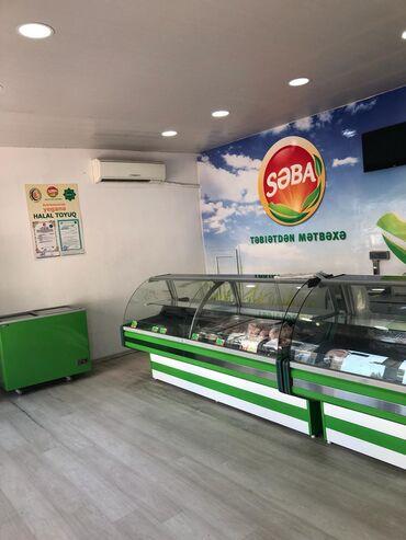 İcarəyə verilir - Azərbaycan: Market Binəqədi rayon 9-cu mikrorayon,Həmzə Babaşov küçəsində