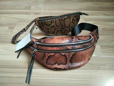 Новые шикарные сумки на пояс от Mango original в наличии!