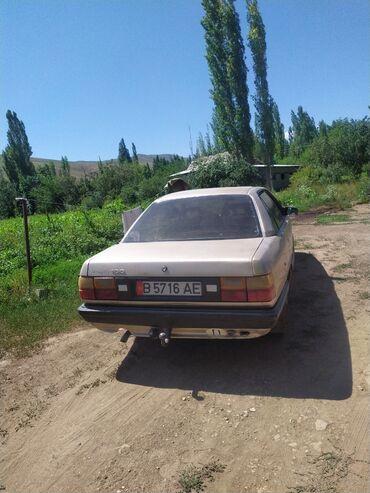 Транспорт - Орловка: Audi 100 1.8 л. 1986 | 122222222 км