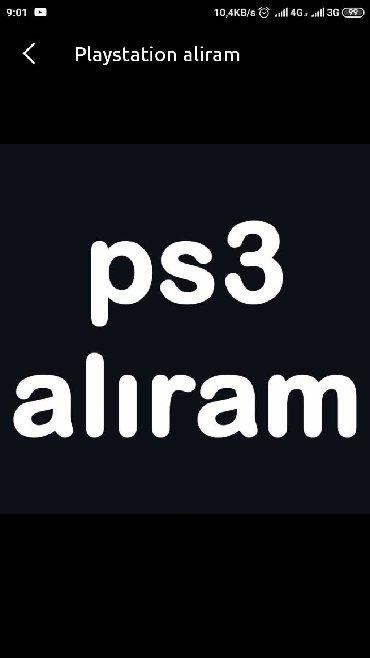 Bakı şəhərində Playstation3 Unvanan Aliraam!!Şişirdilmiş qiymetlerle Narahat
