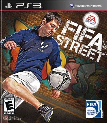 """Bakı şəhərində """"FiFA Street"""" Игра для PS3"""