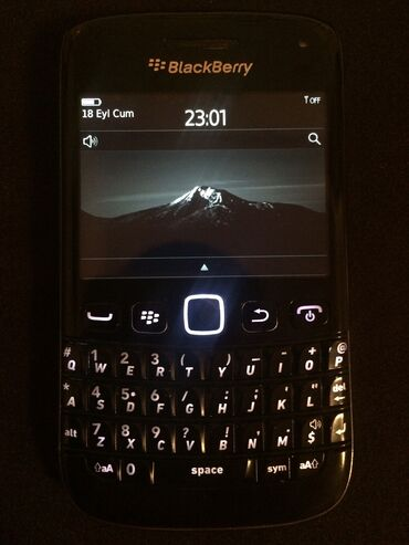 Blackberry - Azərbaycan: Blackberry Bold 9790 Black EditionSince: November 2011Screen: 2.45