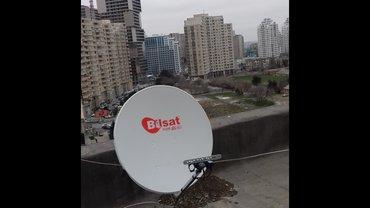 Bakı şəhərində Krosna antenaların satışı quraşdırılması temiri
