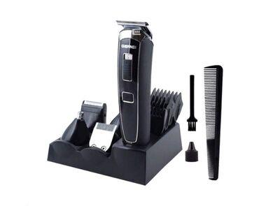Geemy GM-801 Classic Pro Универсальная машинка для стрижки волос 5 в 1