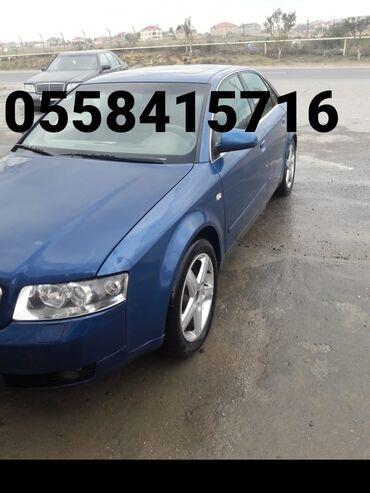 audi 80 1 8 quattro - Azərbaycan: Audi A4 2.4 l. 2002 | 285000 km