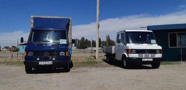 Купить грузовик до 3 5 тонн бу - Кыргызстан: Мерседес 410 свежий перегон 3 шт бар и,мерседес гигант свежий