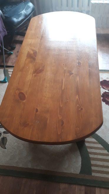 Продаю стол чистый дуб 150см на 68см в в Бишкек