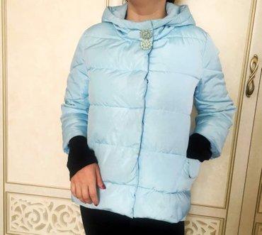 Весна-осень стильная куртка, нежно в Бишкек