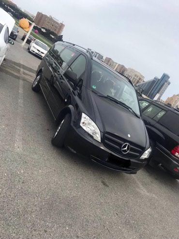 mercades vito - Azərbaycan: Mercedes-Benz Vito 2013