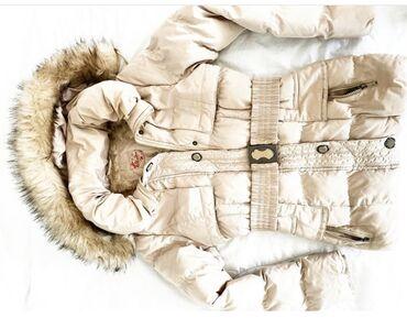 Na prodaju - Srbija: Zimska jakna, postavljena, toplaVeličina MKupljena u sportskoj